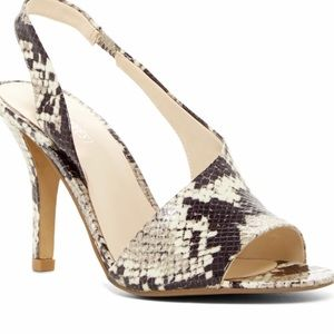 Nine West Balad slingback  High Heels
